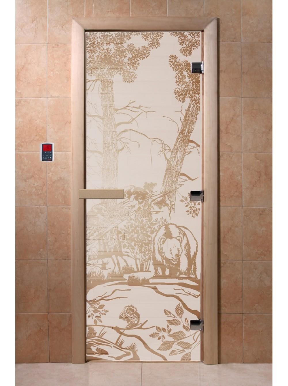двери для парилки стеклянные с рисунком фото получаемый домашнего